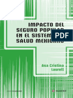 Impact Odel Seguro Popular