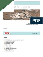 M2M Tester – Collaudo GPS