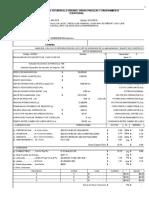 analisis de costos horarios