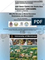 UMCSAWM - University of Moratuwa (KDU 2017)