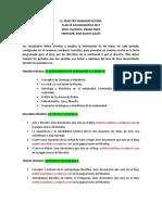 Plan de Mejoramiento Filosofc3ada 11c2b0 2012