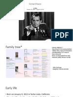 Favorite President Final Project (Nixon)