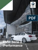 Ficha técnica BMW 330e Sport line PHEV