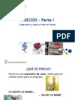 Precios CFL Parte I 2014