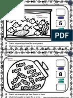 Fichas Operaciones Sencillas PDF