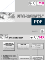 instituto de seguridad estructural d.f.