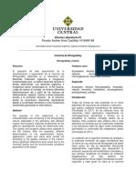 Informe Laboratorio #2 Winogradsky