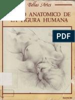 145340241 Anatomia Artistica Dibujo Anatomico de La Figura Humana PDF