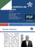 CADENA DE SUMINISTROS _LA GESTIÓN LOGÍSTICA DEL GRUPO INDITEX