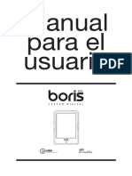 Manual BORIS 611L_11 Marzo 2015