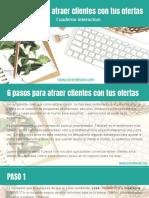 6 Pasos Para Atraer Clientes Con Tus Ofertas Www.lorenabusso.com