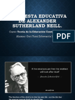 Expo Alexander Sutherland Neill