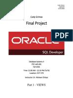 OracleSQL(P1)