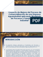 Proyecto de Mejora Del Proceso de Comercialización FINAL