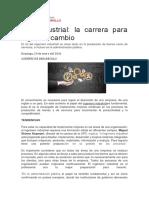 Ingenieria Industrial - Carrera de Cambio