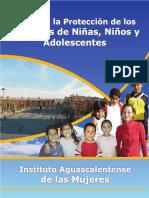 Libro Derechos de Las Niñas, Niños y Adolecentes Para PDF