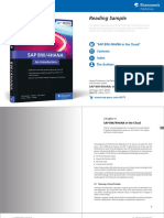 Reading Sample Sappress 1531 SAP BW4HANA an Introduction