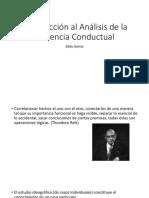 Introduccion Al Analisis de La Evidencia Conductual 11 0 (1)
