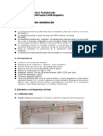 Canalizacion Electrica Prefabricada 800-5000 Amp