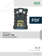 Manual de Instruccion Altair 4x