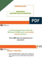 1. Presentación UARM