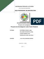 Acondicionamiento Ambiental- Sistemas Bioclimaticos Final Final