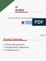 Burning Presentation 2008