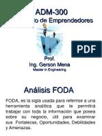 Adm-300. Analisis Foda