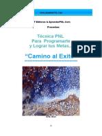 Tecnica PNL - Para Camino al Exito.pdf