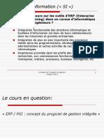 Seminaire ERP