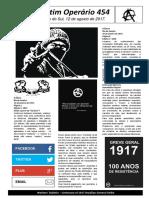 Boletim Operário 454