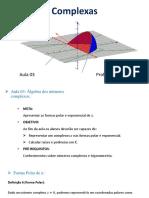 Aula 3 - Forma polar e exponencial.pdf