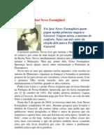 Saudades de José Neves Formighieri