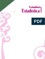 Probabilidad y Estdc3adstica