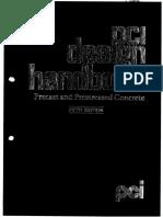 23739305 PCI Precast Pre Stressed Concrete Handbook