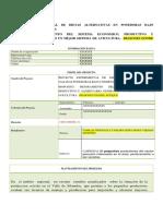 Proyecto Avicola Regiones