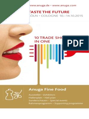 Anuga Fine Food 2015