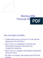 Working With Financial Statements Chap003_instructors