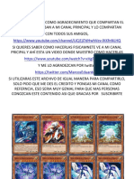 MarcosEduardoTV Cartas