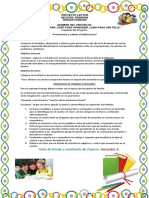 Proyecto Lector Primaria III Periodo 2017