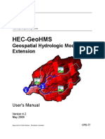 HEC-GeoHMS Users Manual 4.2