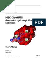 HEC-GeoHMS Users Manual 4.2