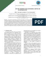 Sistema de Medición de Temperatura de Bobina Móvil de Altoparlante