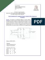 Guia de Simulacion Siete. Analisis de Fourier, Calculo de THD y Espectro de Frecuencia
