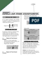 ARITMETICA - Regla de Tres Compuesta