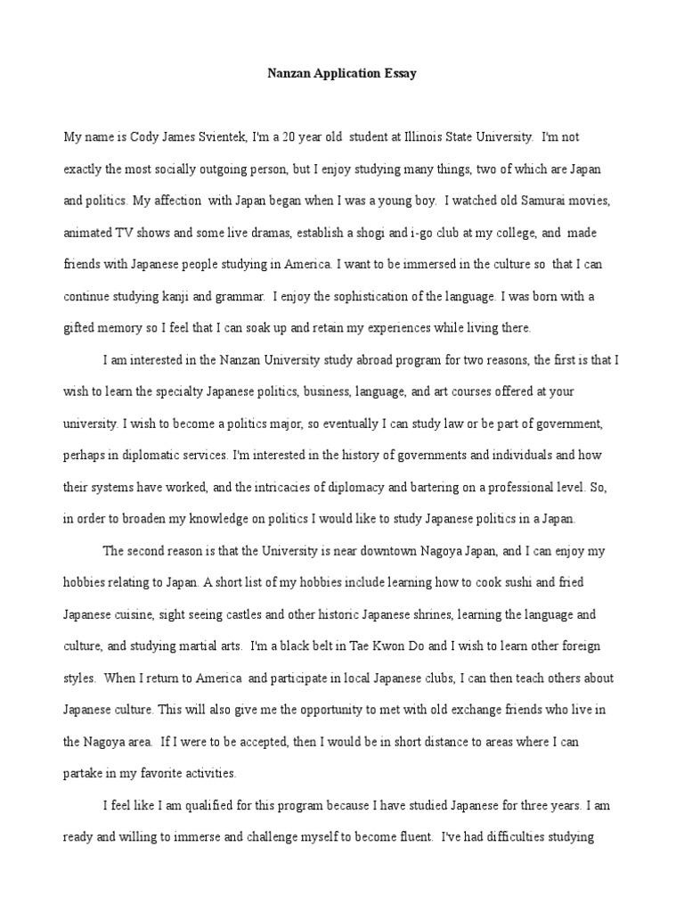 Japanese culture term paper environmental studies essay writers service