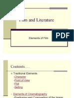 MicrosoftPowerPoint-FilmandLiteratureelements