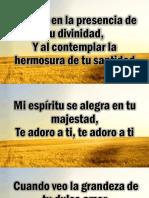 Al Estár Aquí - Danilo Montero