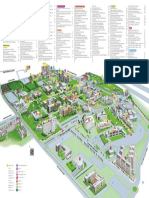 Detailed Tel Aviv University Map English