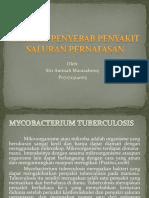BAKTERI PENYEBAB PENYAKIT SALURAN PERNAFASAN.pptx